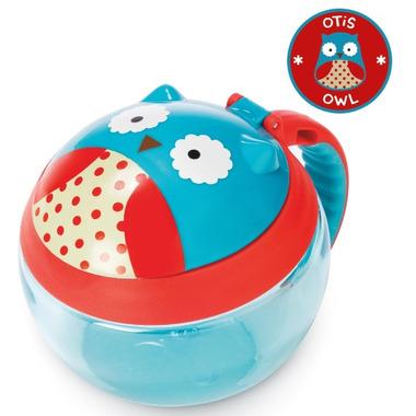 Skip Hop Zoo Snack Cup Owl