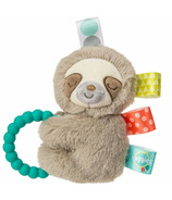 Taggies Mary Meyer Rattle Molasses Sloth
