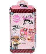 L.O.L. Surprise Style Suitcase DJ