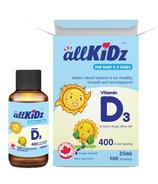 allKiDz D3 Drops