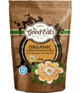 Pilling Foods Good Eats Gluten Free Organic Golden Flaxseed Meal
