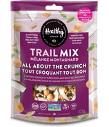 Healthy Crunch All About The Crunch Trail Mix