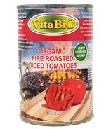 VitaBio Organic Fire Roasted Diced Tomatoes