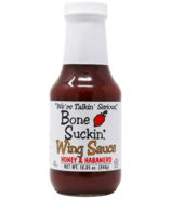 Bone Suckin' Sauce Honey & Habanero Wing Sauce