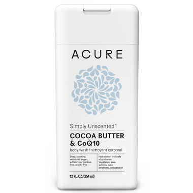 Acure Simply Unscented Body Wash