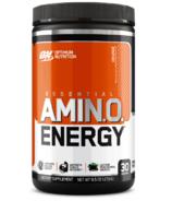 Optimum Nutrition Essential Amino Energy Orange Cooler