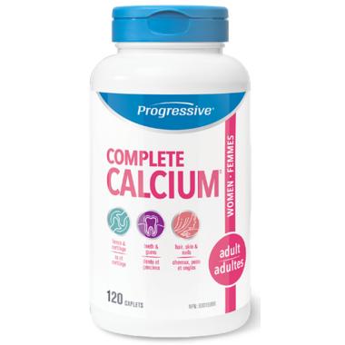 Progressive Complete Calcium for Adult Women