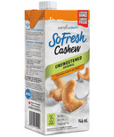 Earth's Own SoFresh Cashew Unsweetened Original