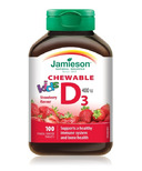 Jamieson Chewable Vitamin D for Kids