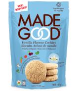 MadeGood Crunchy Cookies Vanilla