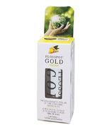 KMH Touches Flosspot Gold Vegan Dental Floss