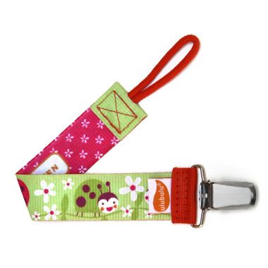 ulubulu Personalized Pacifier Clip