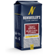 Nunweiler's Flour Company Organic Buttermilk Pancake & Waffle Mix