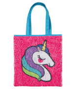 Fashion Angels Magic Sequins Unicorn & Rainbow Tote Bag