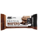 Optimum Nutrition Protein Wafers Snacks Chocolate