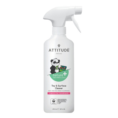 ATTITUDE Nature+ Little Ones Toy Cleaner