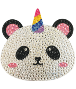 iScream Pandacorn Rhinestone Decal