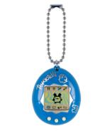 Bandai Tamagotchi Electronic Game Blue & Silver