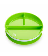 Munchkin Stay Put Suction Plate Green