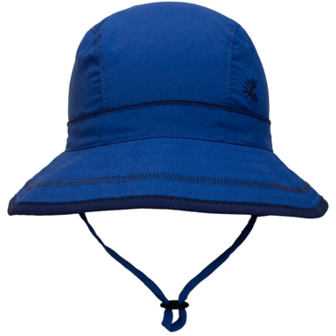 Buy Calikids Quick-Dry Bucket Hat Extra Wide Brim Nautical Blue from Canada  at Well.ca - Free Shipping 7516cd017a4