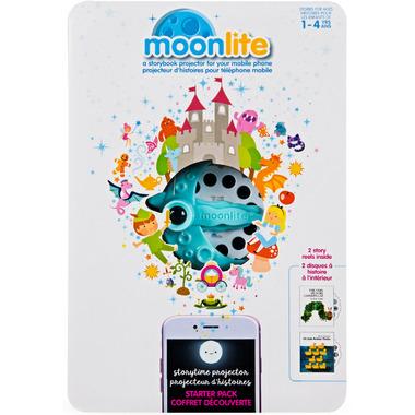 Moonlite Eric Carle Junior Starter Pack Storybook Projector
