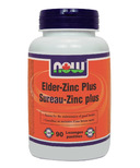 NOW Foods Elder-Zinc Plus