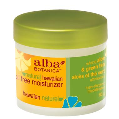 Alba Botanica Natural Hawaiian Oil Free Moisturizer
