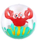 Sunnylife Inflatable Beach Ball 3D Crabby