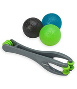 Gaiam Restore Deluxe Hand Therapy Kit