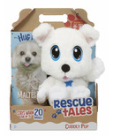 Little Tikes Rescue Tales Cuddly Pup Maltese