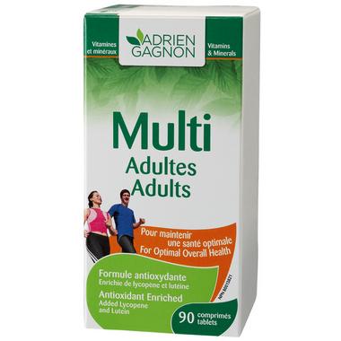 Adrien Gagnon Multi Adults