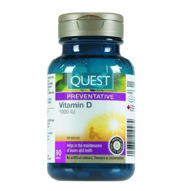 Quest Vitamin D