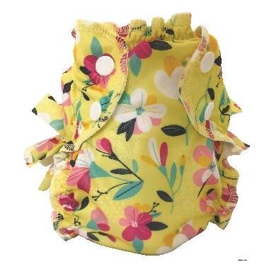 Applecheeks Swim Diaper Bloom