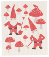 Now Designs Dishcloth Swedish Gnomes