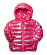 Appaman Feather Weight Down Puffer Hot Pink