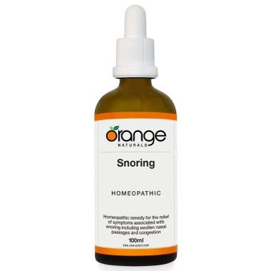 Orange Naturals Snoring