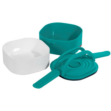 Russbe Air Seal Double Stack Bento Teal