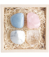 Little Box of Rocks Crystal Collection Halo
