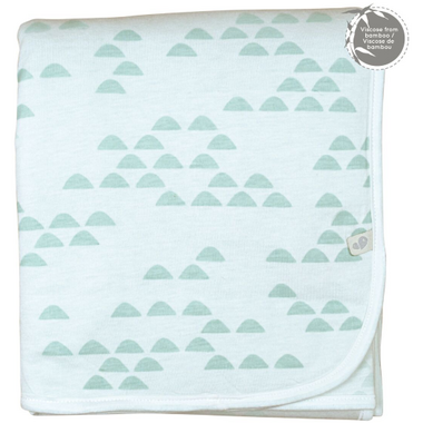 Perlimpinpin Quilted Bamboo Blanket