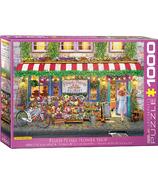 Eurographics Plush Petals Flower Shop Puzzle