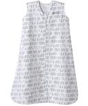 Halo SleepSack Wearable Blanket Cotton Grey Square & Triangle