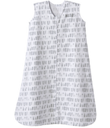 Halo SleepSack Wearable Blanket Cotton Grey Square & Triangle