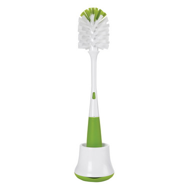 OXO Tot Bottle Brush with Nipple Cleaner & Stand