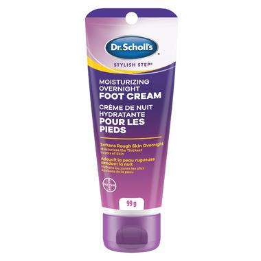 Dr. Scholl\'s Stylish Step Moisturizing Overnight Foot Cream