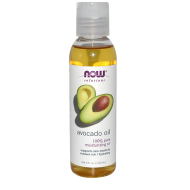NOW Solutions 100% Pure Avocado Oil