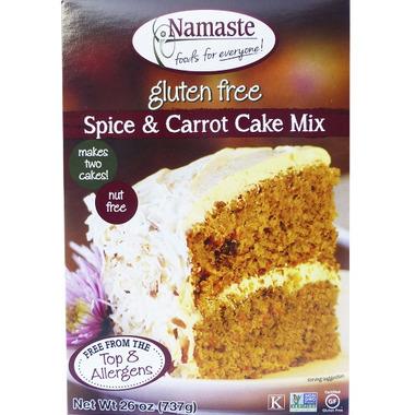 Namaste Foods Gluten Free Spice Cake Mix