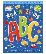 Make Believe Ideas My A-Maze-ing Activity Book