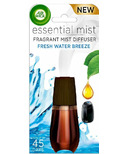 Air Wick Essential Mist Diffuser Refill Fresh Waters Breeze