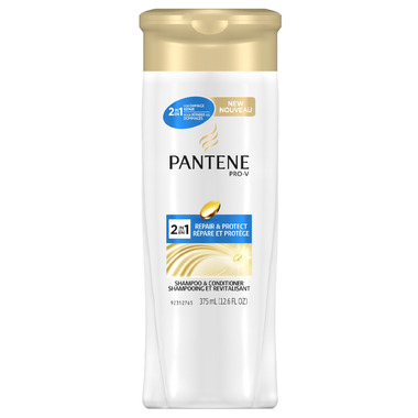 Pantene Repair & Protect 2-in-1 Shampoo & Conditioner