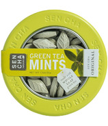 Sencha Naturals Green Tea Mints Tin Original